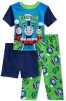 Thomas & Friends 3-Pc. Thomas the Tank Engine Pajama Set, Toddler Boys (2T-5T)