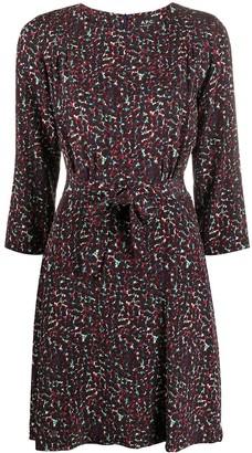 A.P.C. Tie-Waist Dress