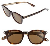 Givenchy Women's 48Mm Polarized Sunglasses - Beige