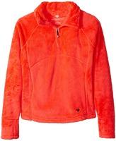 Obermeyer Furry Fleece Top Girl's Sweatshirt