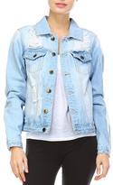 Mono B Light Wash Jacket