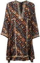 Isabel Marant 'Thurman' dress - women - Silk/Cotton/Polyester/Viscose - 40