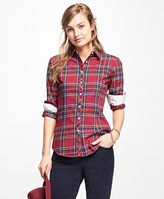Brooks Brothers Tartan Shirt