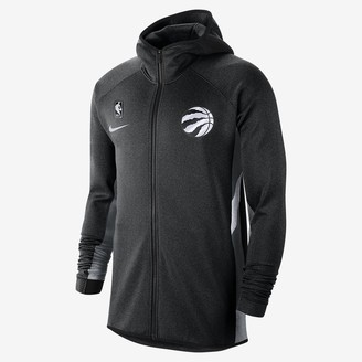 Nike Mens NBA Hoodie Toronto Raptors Therma Flex Showtime