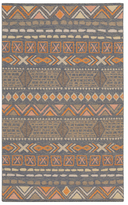 Surya Nomad Flatweave Hand-Woven Wool Rug