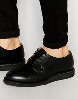 Red Wing Postman Oxford Shoes