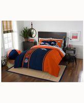 Northwest Company Denver Broncos 7-Piece Full Bed Set