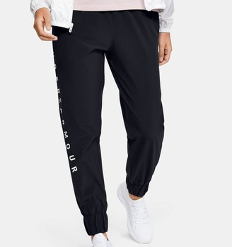 Under Armour Women's UA Woven Branded Pants