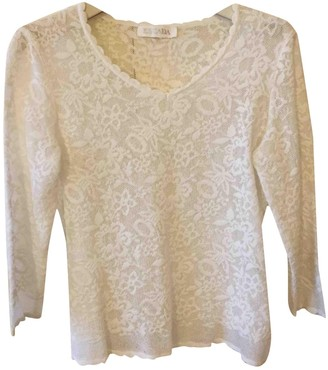 Escada White Top for Women