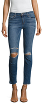 Joe's Jeans The Icon Mid-Rise Skinny Ankle Jean