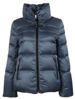 Fay Light Blue Down Jacket