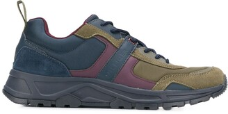 Tommy Hilfiger Block Panel Low Top Sneakers
