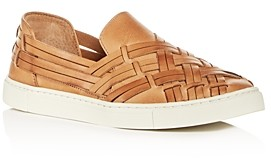 Frye Women's Ivy Huarache Woven Slip-On Sneakers