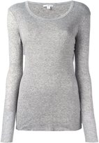 James Perse round neck pullover