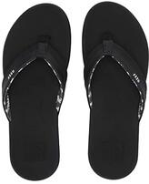 Reef Ortho-Bounce Coast (Black) Women's Sandals
