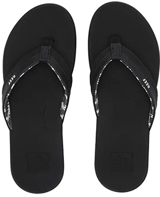 Reef Ortho-Bounce Coast (Black) Women's Sandals