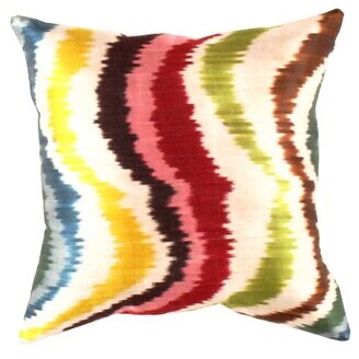 St Nicholas Ebern Designs Indoor/Outdoor Pillow Cover and Insert Ebern Designs