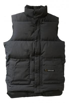 Canada Goose Grey Polyester Coats