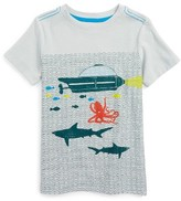 Tea Collection Toddler Boy's Aquanauts Graphic T-Shirt