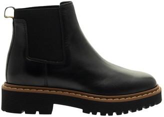 Hogan H543 Chelsea Ankle Boots Black