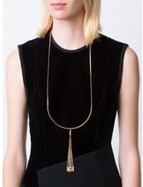 Eddie Borgo tassel-like pendant long necklace