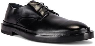Jil Sander Derby Shoe in Black | FWRD