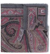 Brioni paisley scarf