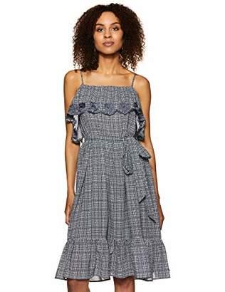 Boho thread Women's Dress in