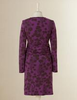 Boden Flattering Jersey Dress