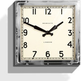 Newgate Clocks - Quad Clock - Stainless Steel
