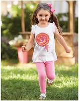 Mud Pie Summer Fun Tunic Shirt, Girls, (12-24 Months)