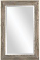 Uttermost Quintina Pine Beveled Wall Mirror