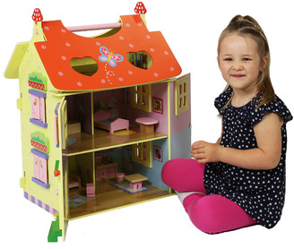Teamson Fantasy Fields Magic Garden Doll House