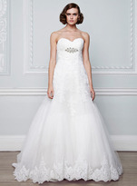 Lace Ivory Bridal Dress