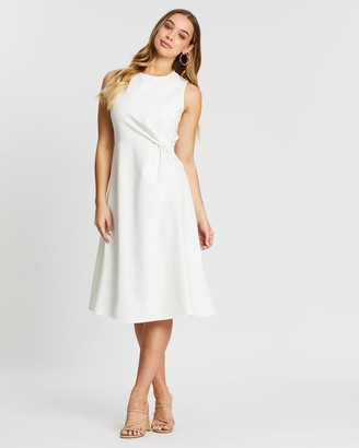 Atmos & Here Franchesca Midi Dress