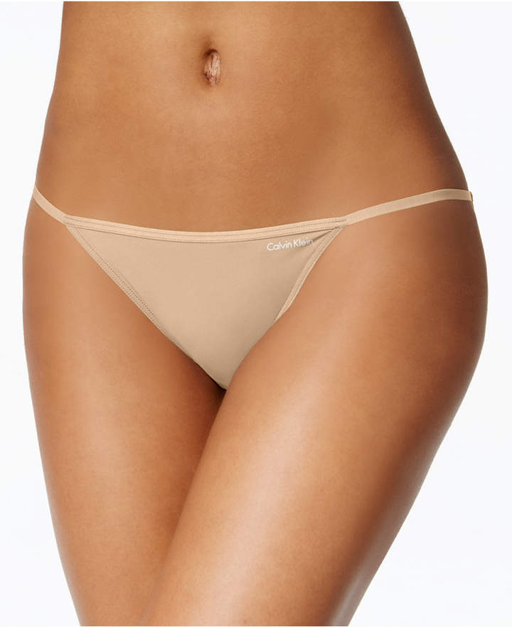 1e8caa1ee6b Calvin Klein String Bikini - ShopStyle