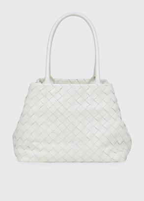 Bottega Veneta Mini Woven Top Handle Bag