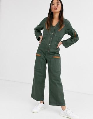 Rachel Antonoff amelia flight boiler suit