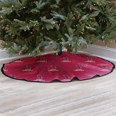 Arizona Cardinals Christmas Tree Skirt