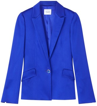 Galvan Single-Breasted Jacket
