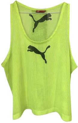 Puma Green Top for Women