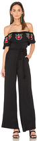 VAVA by Joy Han Rosabel Jumpsuit in Black. - size S (also in XS)