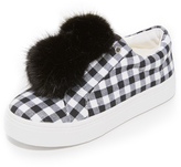 Sam Edelman Leya Gingham Sneakers