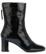 Courreges ankle boots