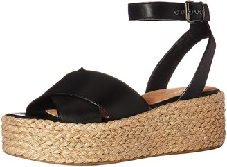 Seychelles Women's Much Publicized Espadrille Wedge Sandal