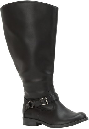Easy Street Shoes Extra Wide Calf Tall Boots - QuinnPlus Plus