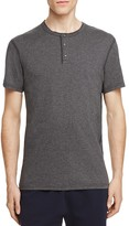 Reigning Champ Heathered Henley Tee