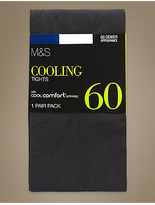 M&S Collection 60 Denier Cool ComfortTM Opaque Tights