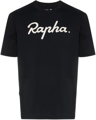 Rapha logo embroidery T-shirt