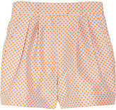 Paul & Joe Kilanga polka dot-jacquard shorts